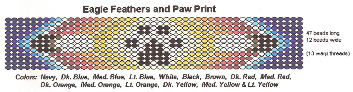 Craft Supplies Free Beading Patterns Earth Mother Crafts Classy Free Printable Bead Loom Patterns