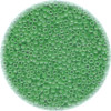 15/o *Vintage* Italian SEED Beads - Green Greasy