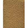 The Paper Company® 8½ x 11 *India Gold* Crinkle-Textured Metallic DECORATIVE CRAFT PAPER Sheet