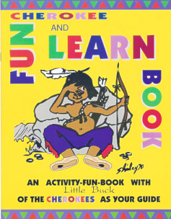 Cherokee Fun and Learn Book