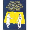 Dakota Children's Dictionary and Coloring Book