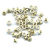 "3/16"" (5mm) Round Metal EYELETS - Cream"
