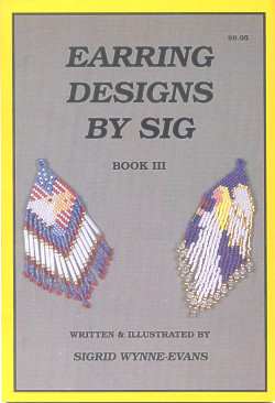 Earring Designs by Sig: Book III