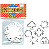 Gick® Super Shapes *Ouilt Shapes SS-10* Cardboard DIE CUT Templates