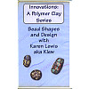 INNOVATIONS: A Polymer Clay Series, Bead Shapes & Design Vol. I (VHS)