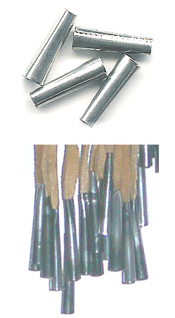 "6x19mm (3/4"") Tin JINGLE CONES"