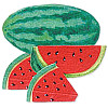 Jolee's by You® *Watermelon* Dimensional Embellishments