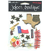 Jolee's Boutique Destinations® *Texas* Dimensional Embellishments
