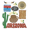 Jolee's Boutique Destinations® *Arizona* Dimensional Embellishments