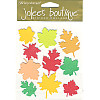 Stickopotamus® JOLEE'S BOUTIQUE *Fall Leaves* STICKER Collage