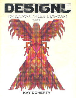 Kay Doherty's Designs for Beadwork, Appliqu� & Embroidery: Volume 1