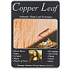 "Mona Lisa® 5 1/2"" Genuine METAL LEAF Sheets - Copper"
