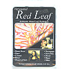 "Mona Lisa® 5 1/2"" Composition METAL LEAF Sheets - Variegated Red"