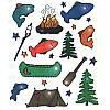 Provo Craft® *Camping Time* STICKERS