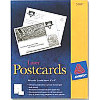 "Avery® (5389) 4"" x 6""  Single-Panel Laser POST CARD Paper - White"