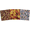 Paper Pizazz® 11¾ x 12 *Autumn Leaves* Patterned SCRAPBOOK PAPER Assortment