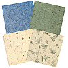 Paper Pizazz® 11¾ x 12 *Organics* Patterned SCRAPBOOK PAPER Assortment