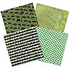 Paper Pizazz®  11¾ x 12 *Outdoor Recreation* Printed SCRAPBOOK PAPER Assortment