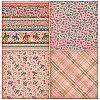 Creative Imaginations® 12x12 *Cowgirl* Double-Sided Companion SCRAPBOOK PAPER Set