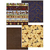 Creative Imaginations® 12x12 *Rodeo Roundup* Double-Sided Companion SCRAPBOOK PAPER