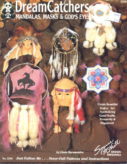 Suzanne McNeill Design Originals: Dream Catchers, Mandalas, Masks & God's Eyes (2310)