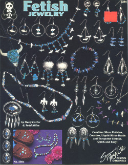 Suzanne McNeill Design Originals: Fetish Jewelry (2384)