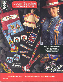 Suzanne McNeill Design Originals: Loom Beading Indian Style (2259)