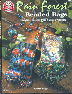 Suzanne McNeill Design Originals: Rain Forest Beaded Bags, Exquisite Designs from Nature's Wildlife (5232)