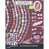 Suzanne McNeill Design Originals: Trade Beads, Oven-Bake Clay (2263)