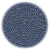 22/o *Vintage* Italian SEED Beads - Trans. Royal Blue